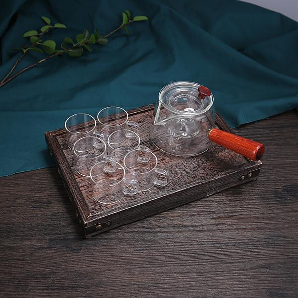 玻璃茶具套装 A-11