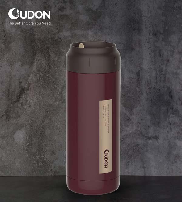 OUDON贝西保温瓶OD-40A17