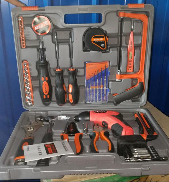 家用工具50件套